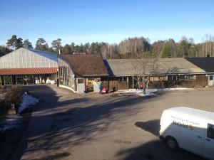 Mariebergs Trädgård Trädgårdsbutiken